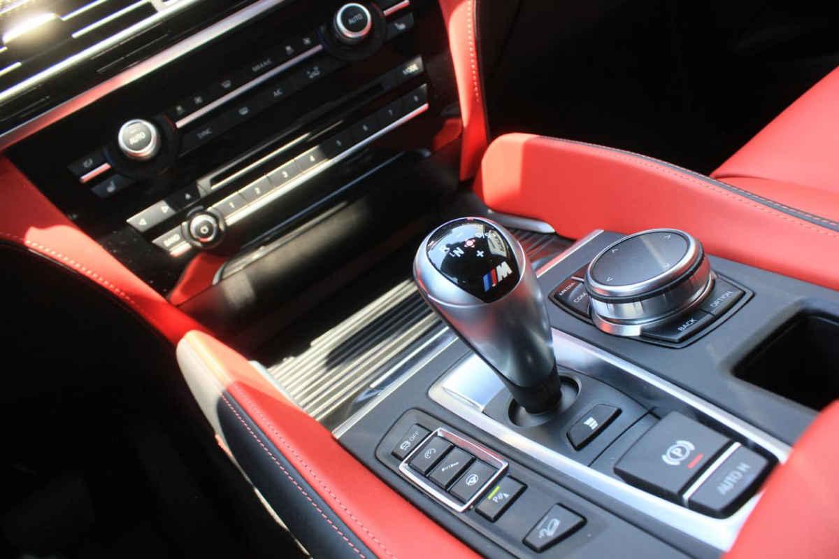 BMW X5 M 2018 5p M V8/4.4/T Aut 6,412 Km 14