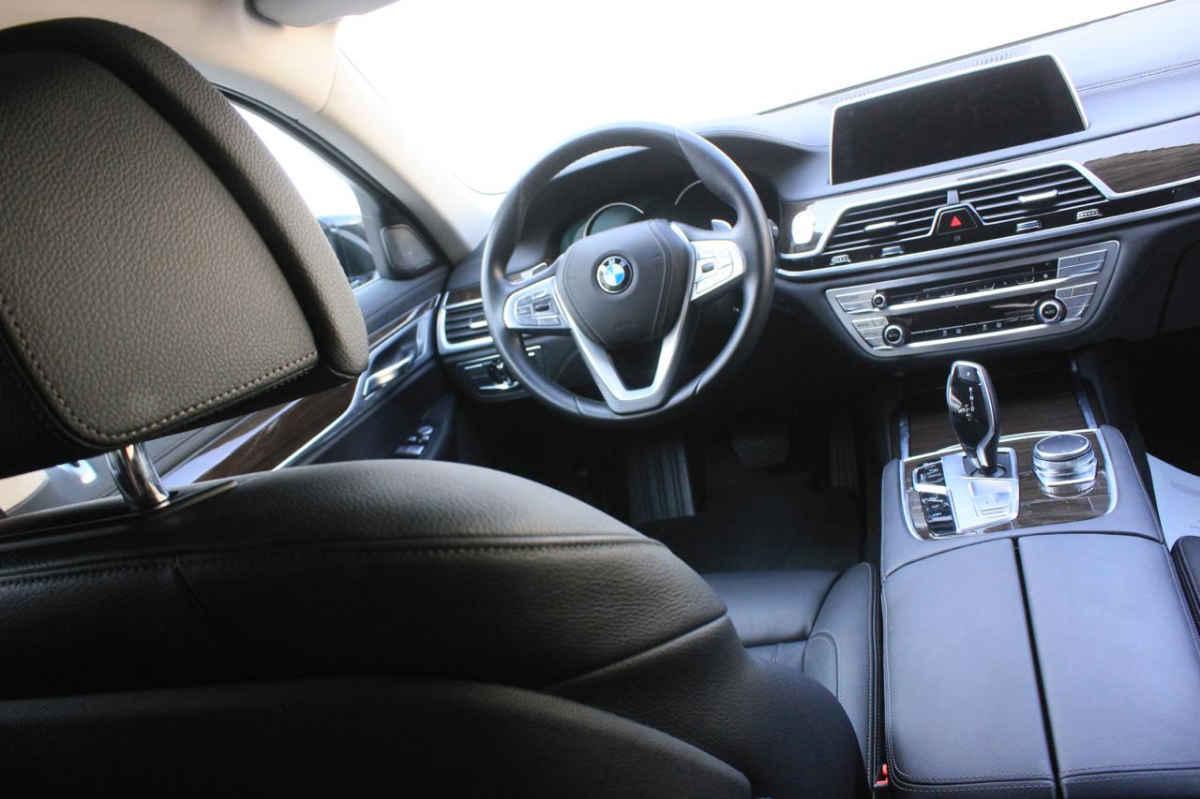 BMW Serie 7 2016 740Li L6/3.0/T Aut 19,131 Km 1
