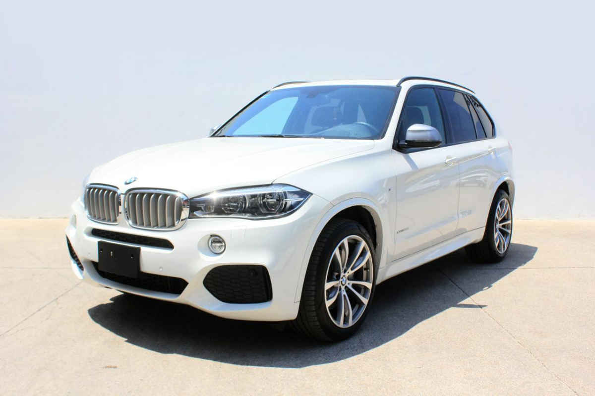 BMW X5 2018 5p xDrive 50i M Sport V8/4.4/T Aut 7,845 Km 5