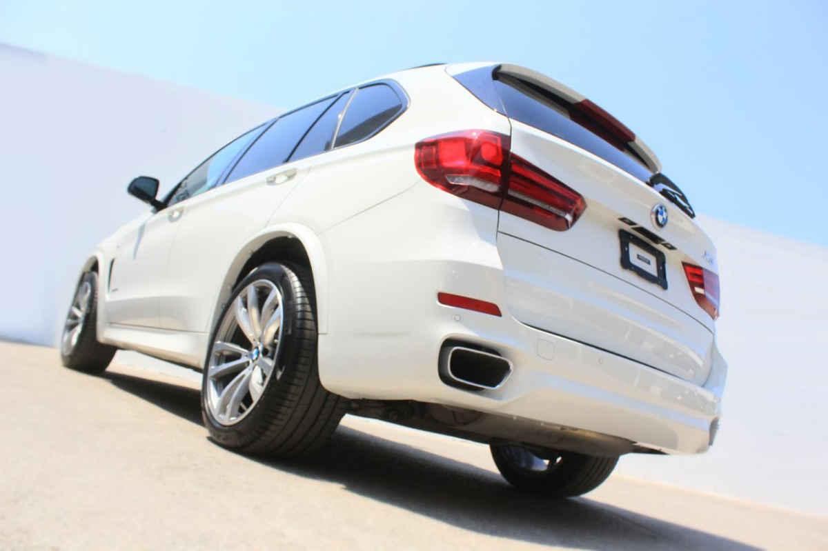 BMW X5 2018 5p xDrive 50i M Sport V8/4.4/T Aut 7,845 Km 7