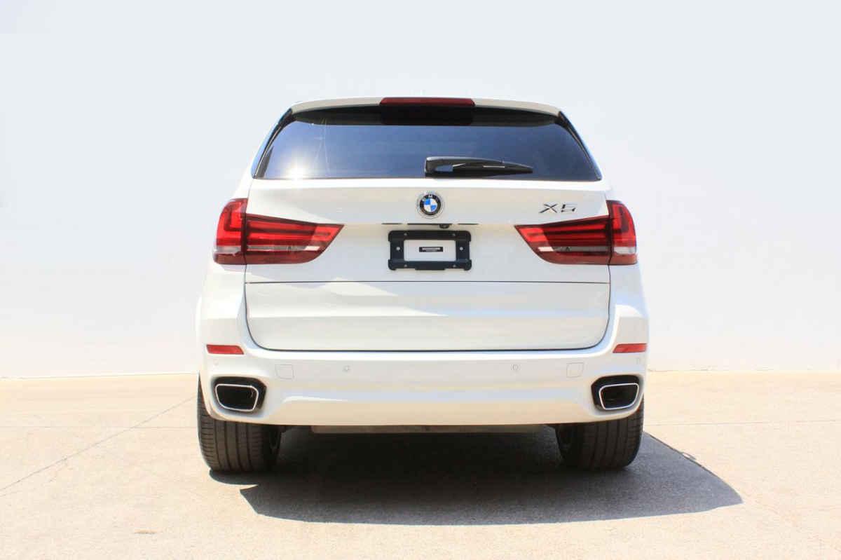 BMW X5 2018 5p xDrive 50i M Sport V8/4.4/T Aut 7,845 Km 6