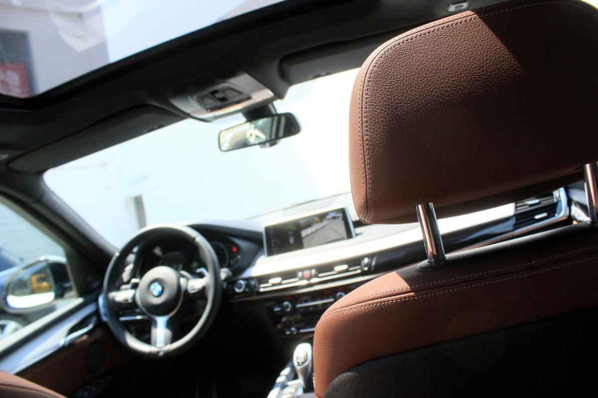 BMW X5 2018 5p xDrive 50i M Sport V8/4.4/T Aut 7,845 Km 16