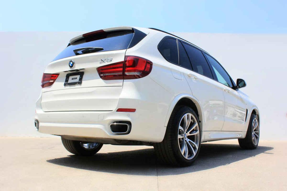 BMW X5 2018 5p xDrive 50i M Sport V8/4.4/T Aut 7,845 Km 8