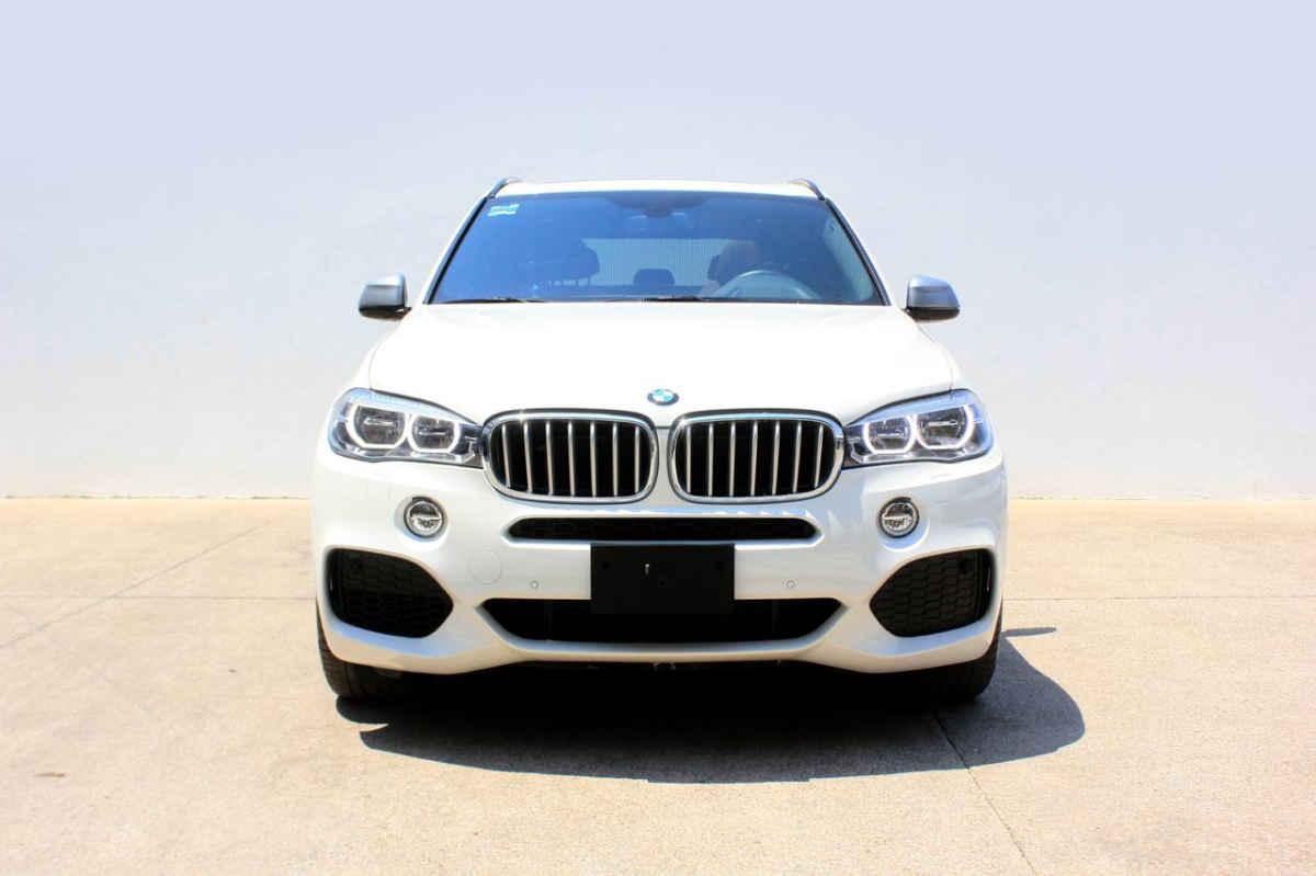 BMW X5 2018 5p xDrive 50i M Sport V8/4.4/T Aut 7,845 Km 2