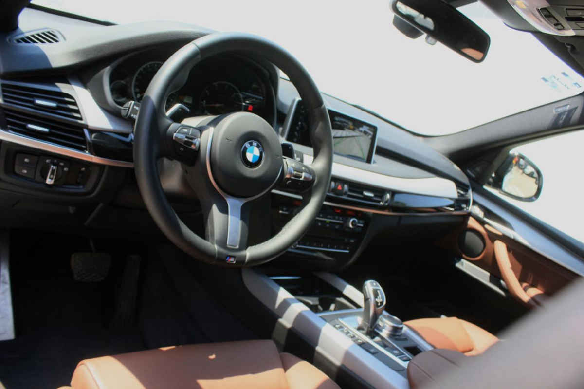 BMW X5 2018 5p xDrive 50i M Sport V8/4.4/T Aut 7,845 Km 17