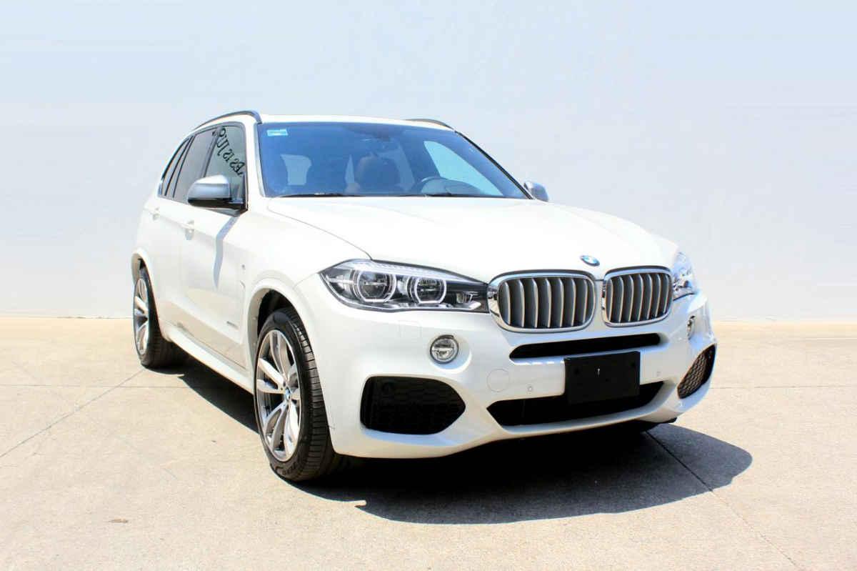 BMW X5 2018 5p xDrive 50i M Sport V8/4.4/T Aut 7,845 Km 0