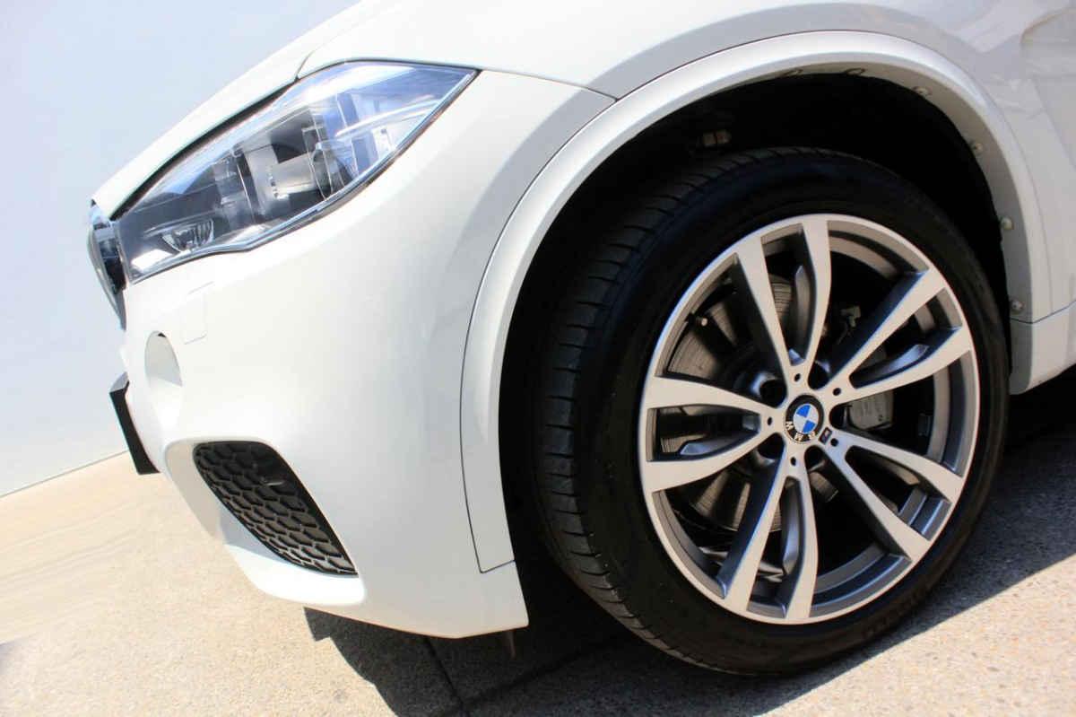 BMW X5 2018 5p xDrive 50i M Sport V8/4.4/T Aut 7,845 Km 10
