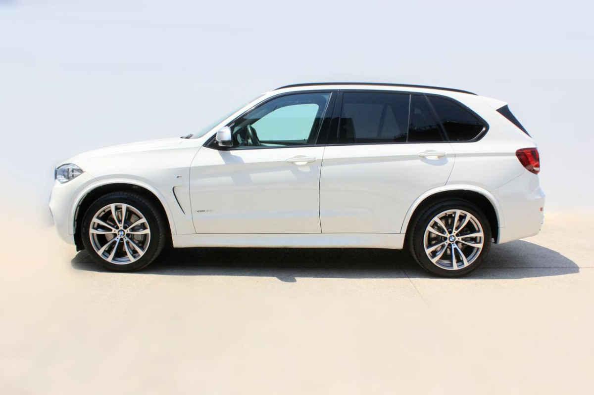BMW X5 2018 5p xDrive 50i M Sport V8/4.4/T Aut 7,845 Km 9