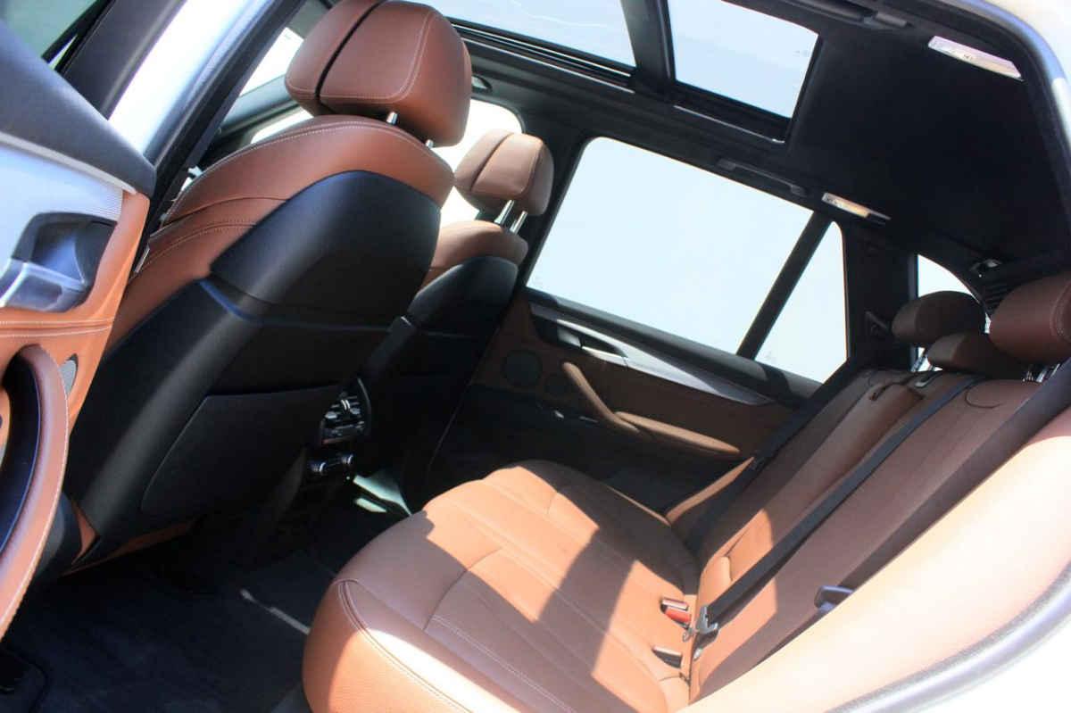BMW X5 2018 5p xDrive 50i M Sport V8/4.4/T Aut 7,845 Km 23