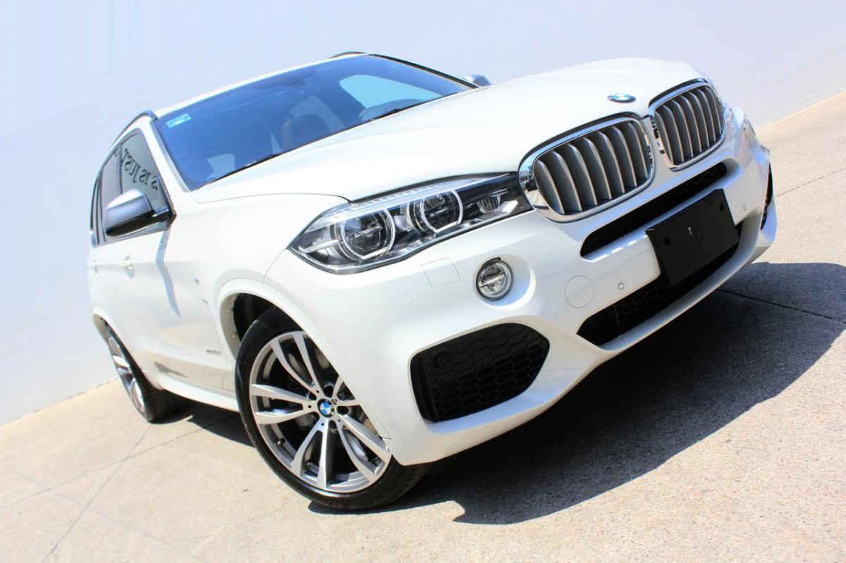 BMW X5 2018 5p xDrive 50i M Sport V8/4.4/T Aut 7,845 Km 3