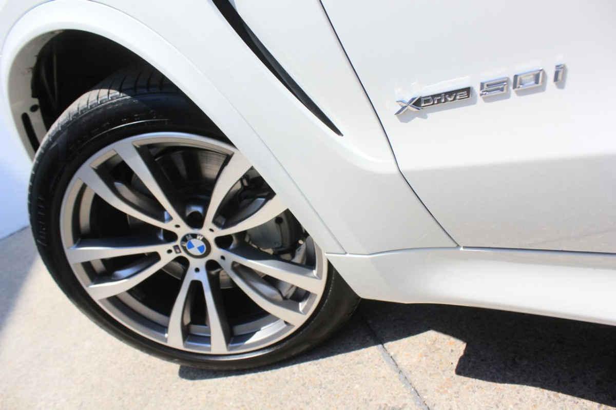 BMW X5 2018 5p xDrive 50i M Sport V8/4.4/T Aut 7,845 Km 12