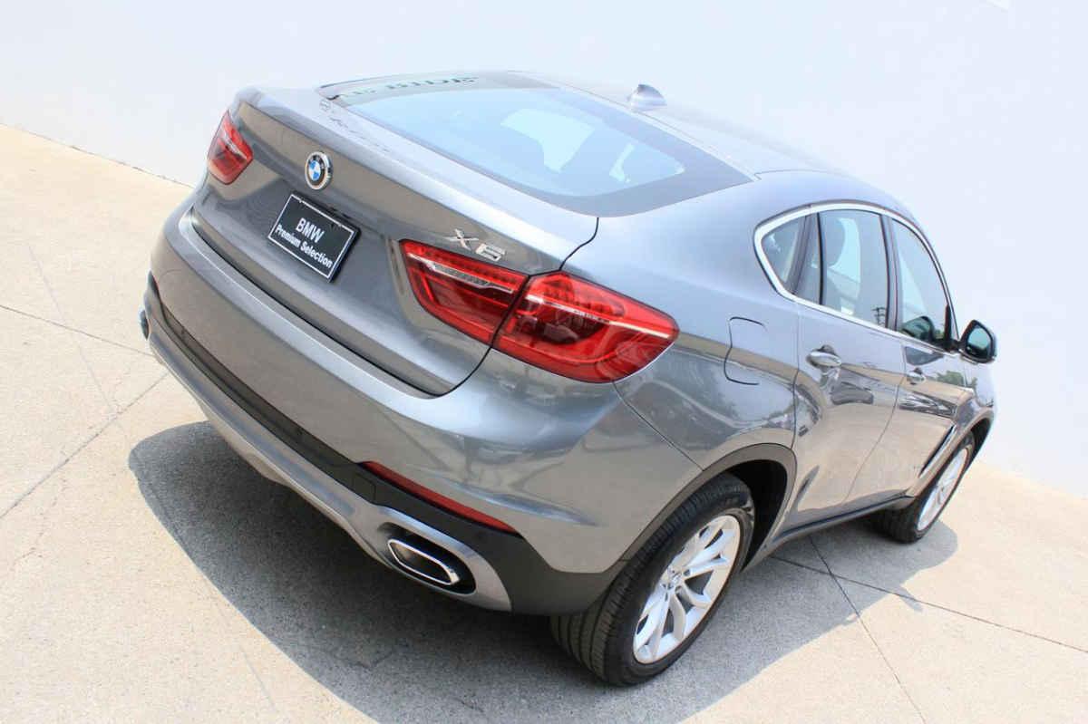 BMW X6 2018 5p xDrive 35i L6/3.0/T Aut 20,775 Km 10
