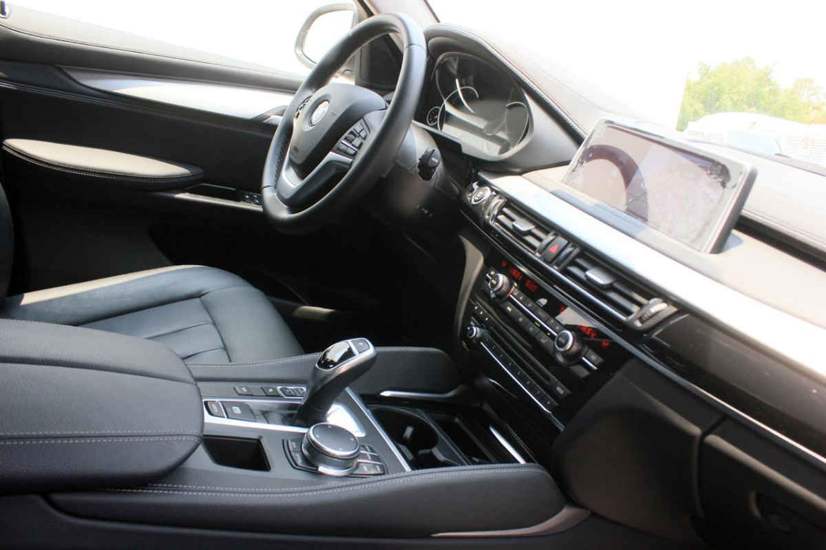 BMW X6 2018 5p xDrive 35i L6/3.0/T Aut 20,775 Km 1