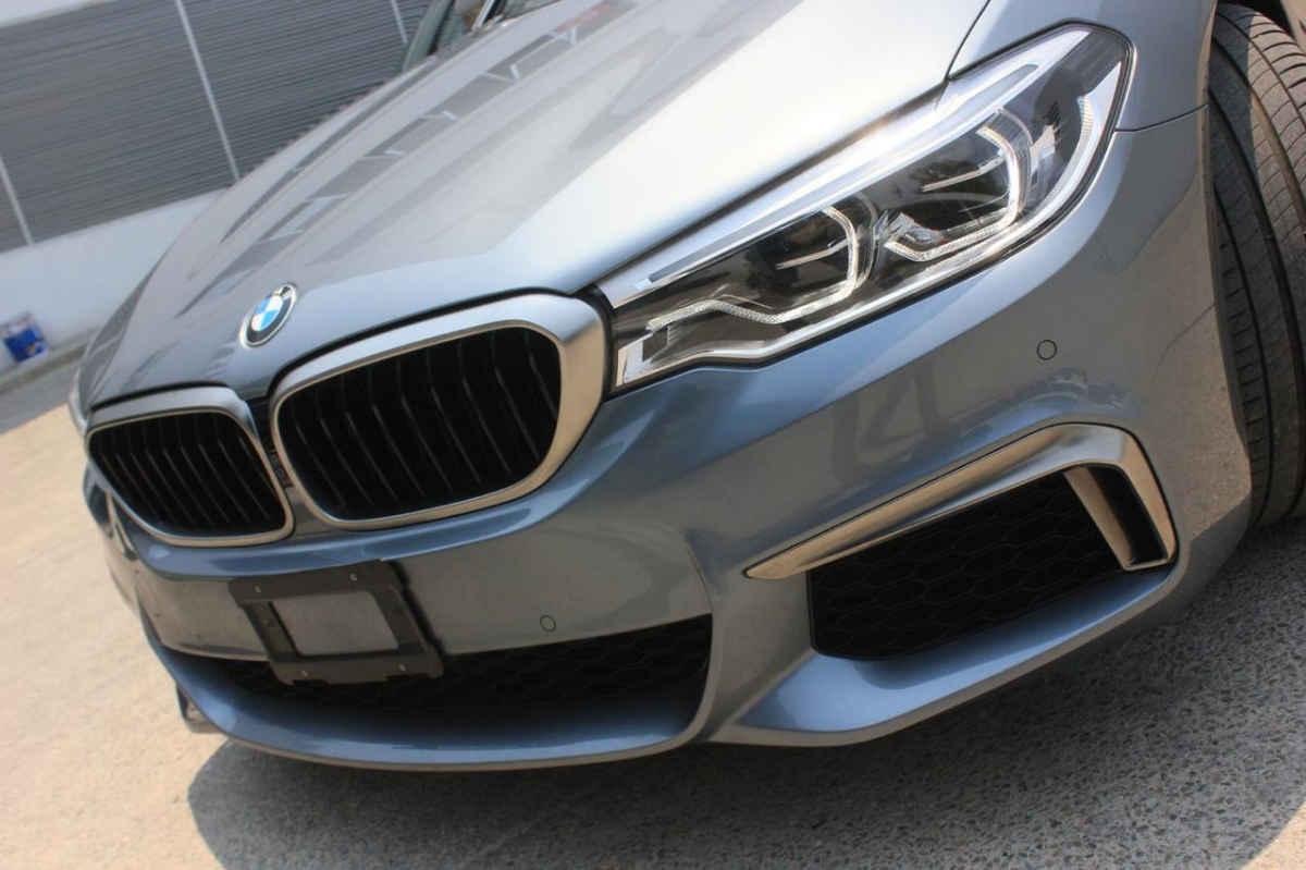 BMW Serie 5 2018 4p M550i V8/4.4/T Aut 11,658 Km 10