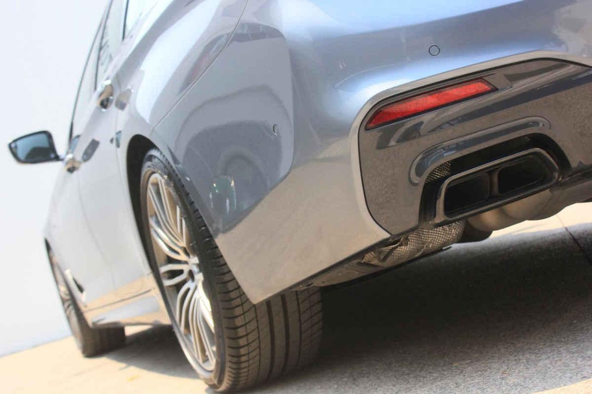 BMW Serie 5 2018 4p M550i V8/4.4/T Aut 11,658 Km 13