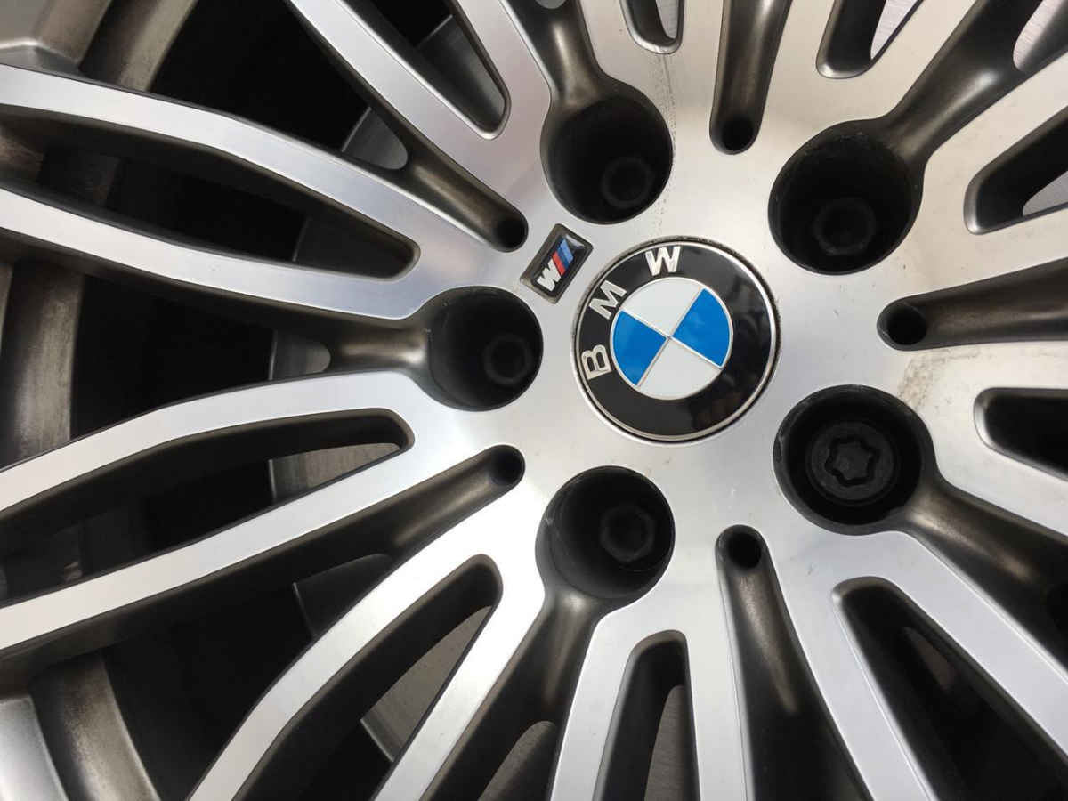 BMW Serie 5 2018 4p M550i V8/4.4/T Aut 11,658 Km 15
