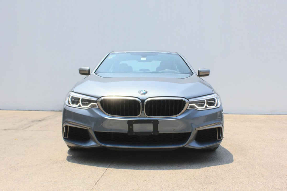 BMW Serie 5 2018 4p M550i V8/4.4/T Aut 11,658 Km 1