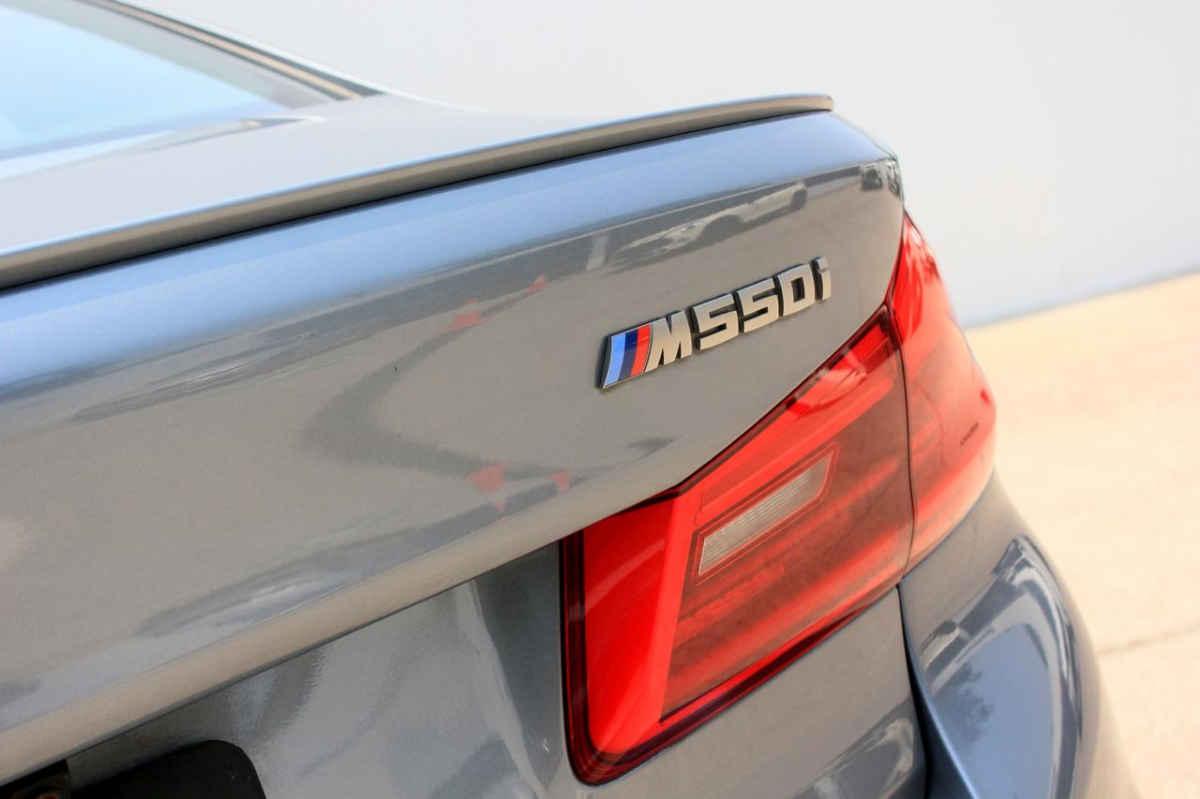 BMW Serie 5 2018 4p M550i V8/4.4/T Aut 11,658 Km 11