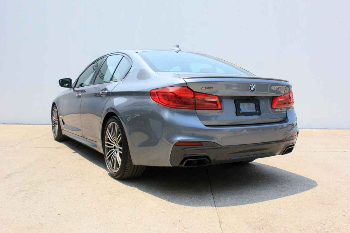 BMW Serie 5 2018 4p M550i V8/4.4/T Aut 11,658 Km 5