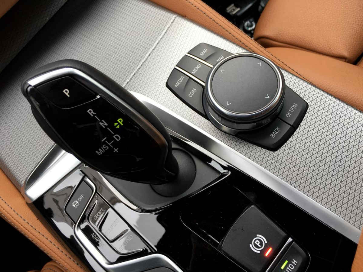 BMW Serie 5 2018 4p M550i V8/4.4/T Aut 11,658 Km 19