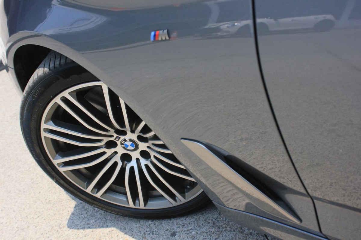 BMW Serie 5 2018 4p M550i V8/4.4/T Aut 11,658 Km 14