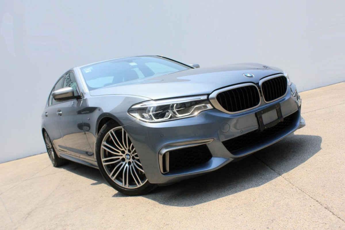 BMW Serie 5 2018 4p M550i V8/4.4/T Aut 11,658 Km 0