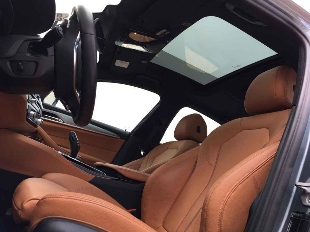 BMW Serie 5 2018 4p M550i V8/4.4/T Aut 11,658 Km 18