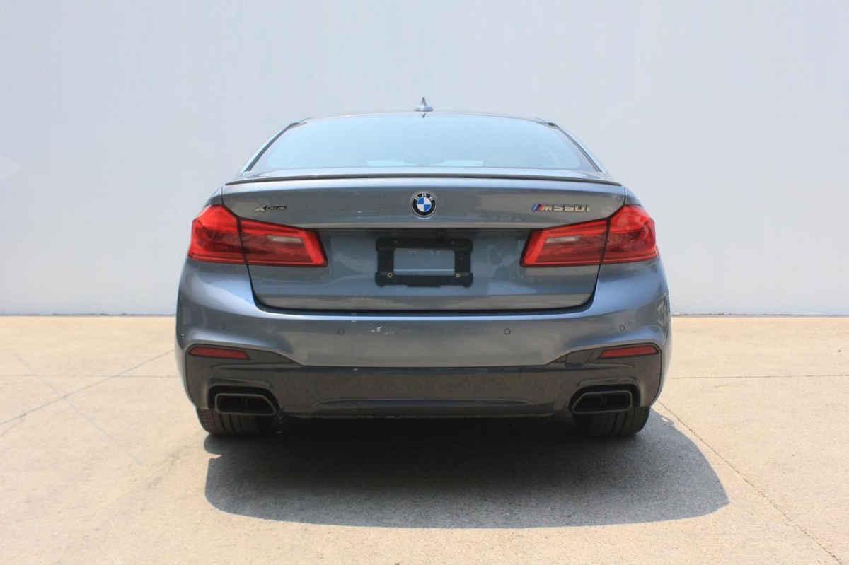 BMW Serie 5 2018 4p M550i V8/4.4/T Aut 11,658 Km 6