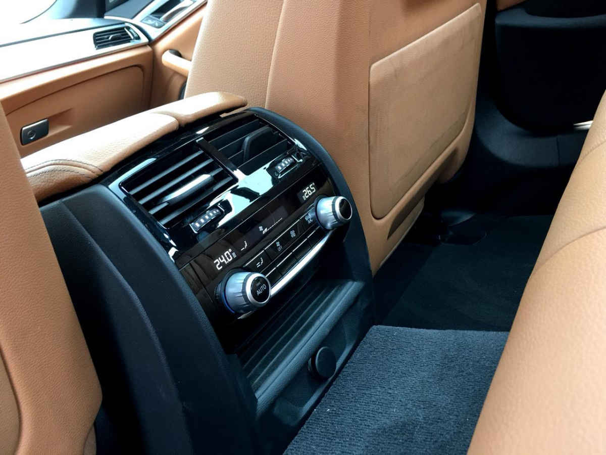 BMW Serie 5 2018 4p M550i V8/4.4/T Aut 11,658 Km 21