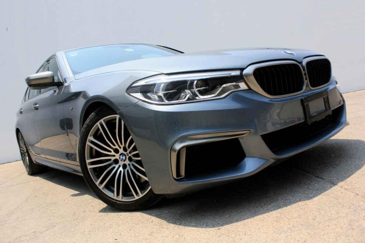 BMW Serie 5 2018 4p M550i V8/4.4/T Aut 11,658 Km 3