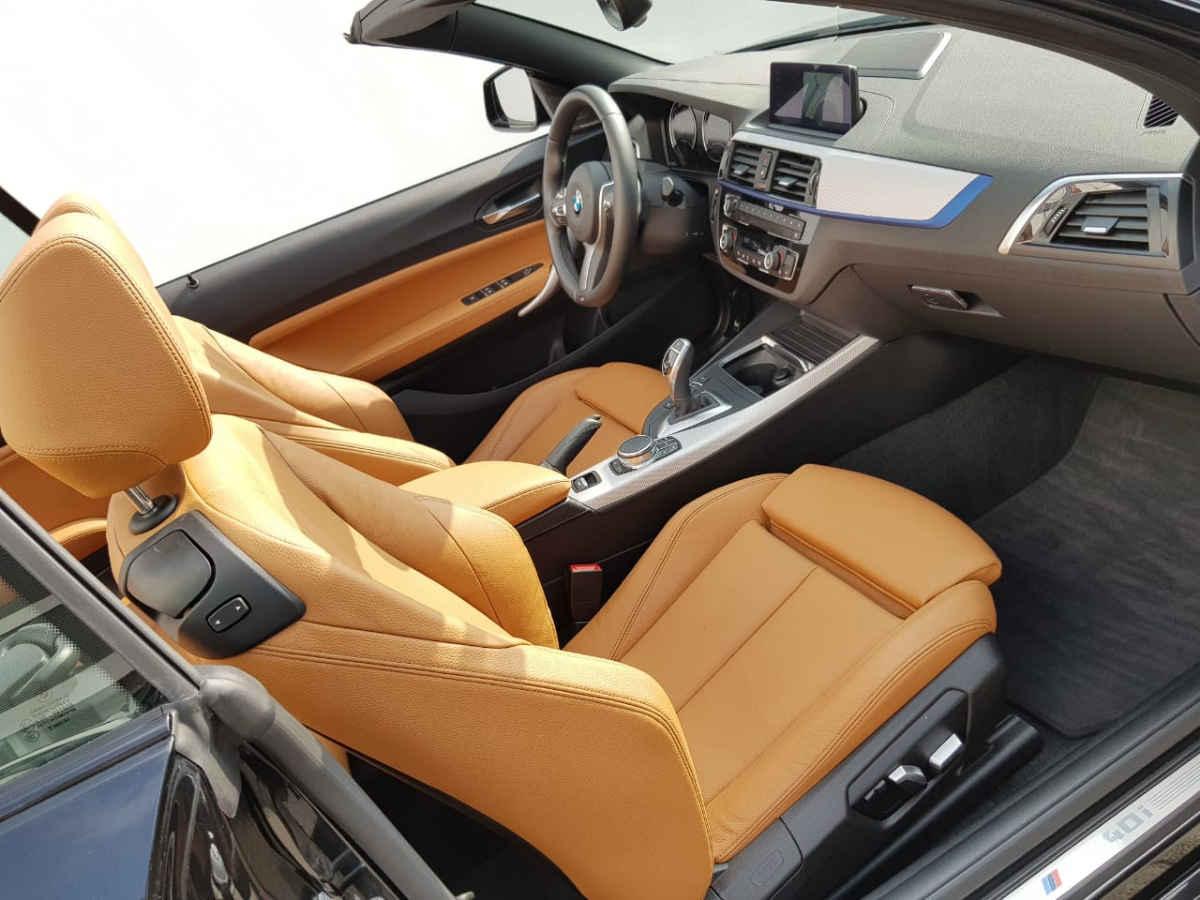 BMW Serie 2 2018 2p M240i Convertible M Sport  L4/3.0/T Aut 3,548 Km 18