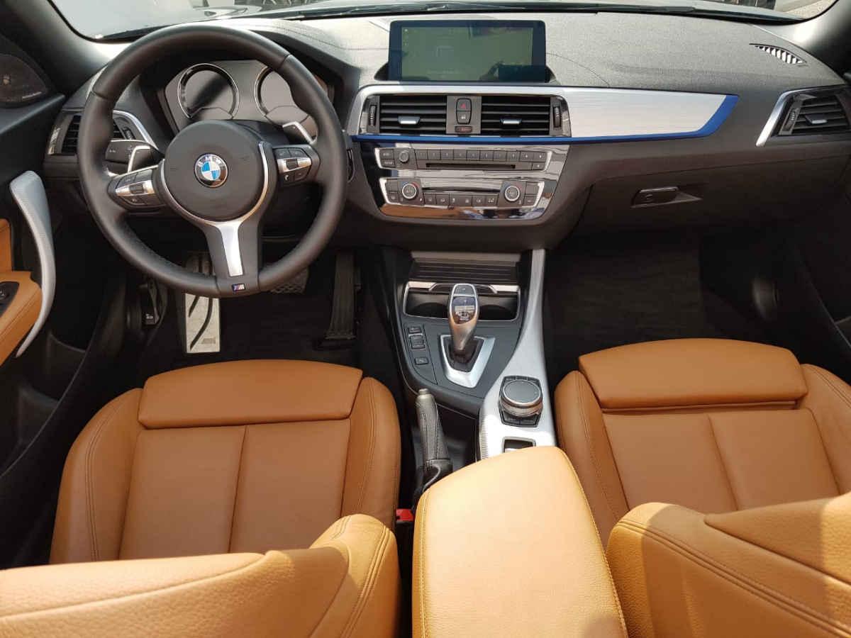 BMW Serie 2 2018 2p M240i Convertible M Sport  L4/3.0/T Aut 3,548 Km 14
