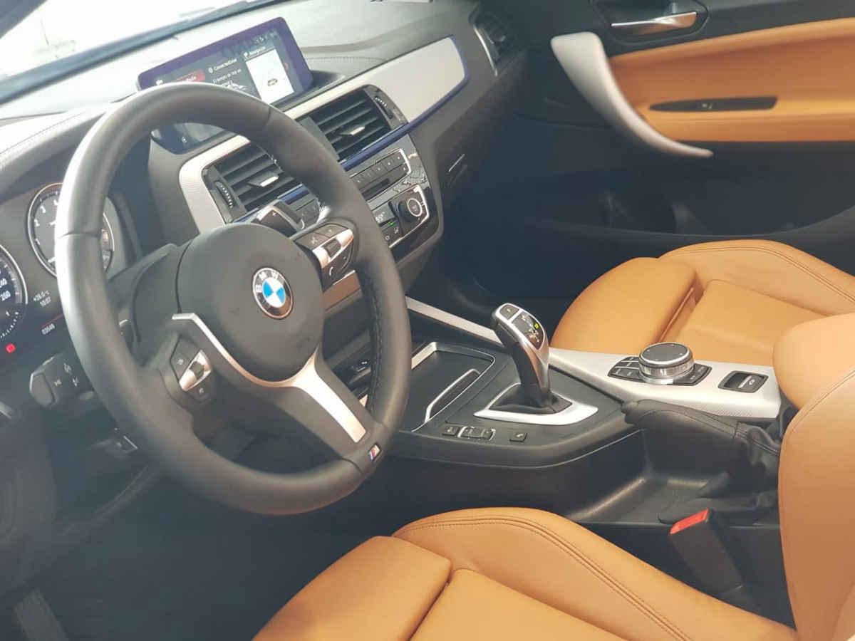 BMW Serie 2 2018 2p M240i Convertible M Sport  L4/3.0/T Aut 3,548 Km 2