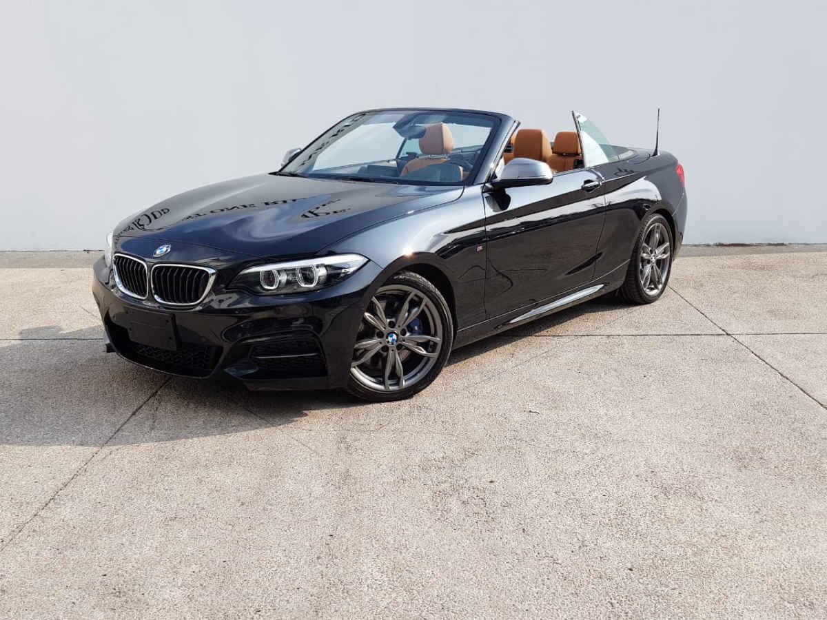 BMW Serie 2 2018 2p M240i Convertible M Sport  L4/3.0/T Aut 3,548 Km 5