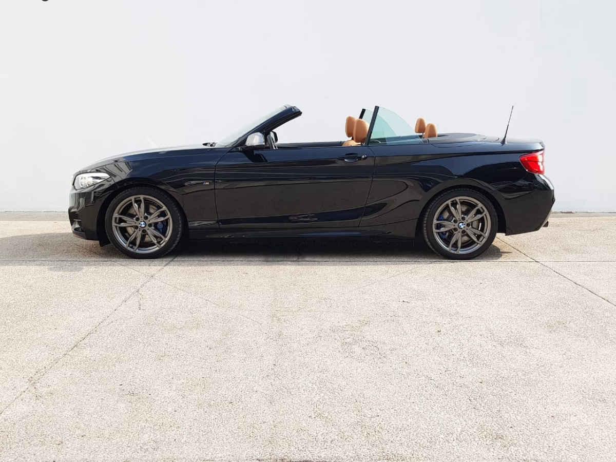 BMW Serie 2 2018 2p M240i Convertible M Sport  L4/3.0/T Aut 3,548 Km 6