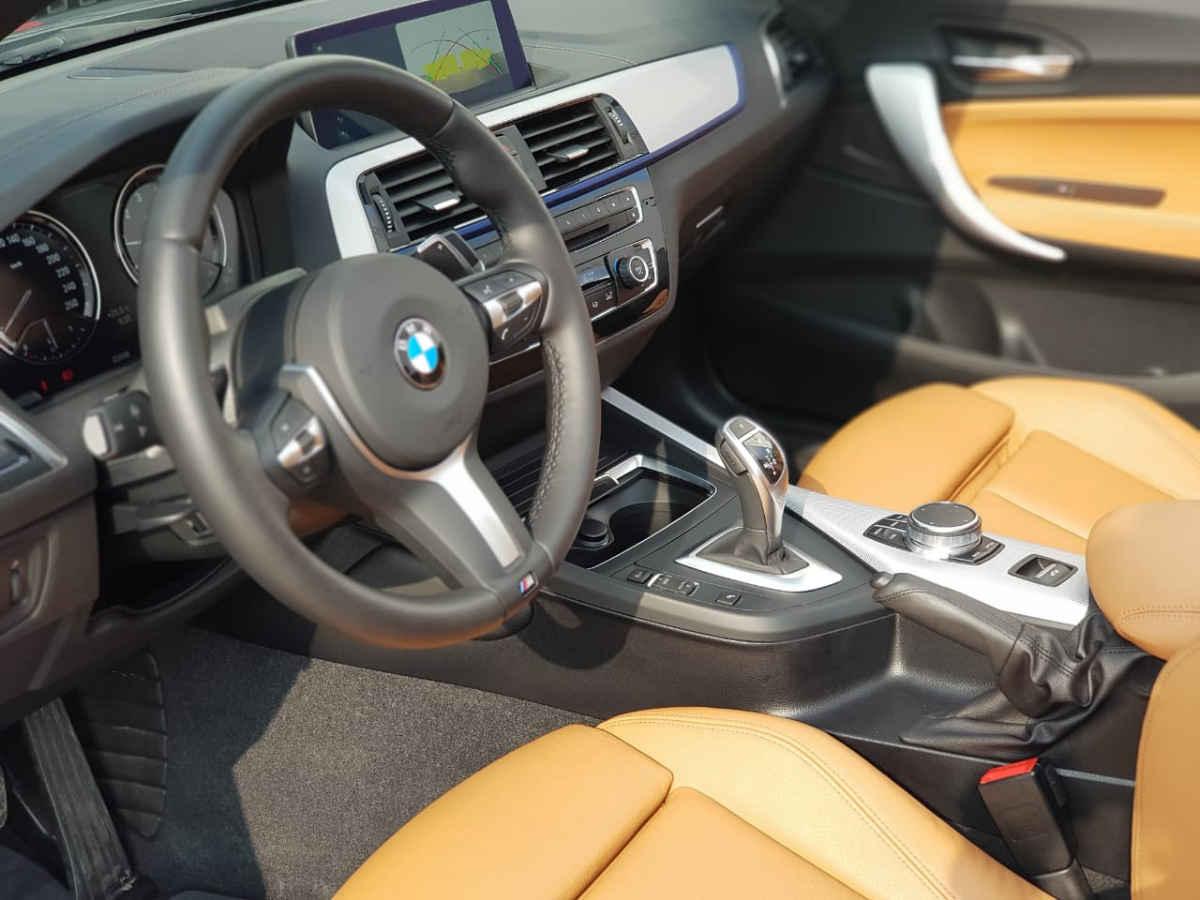 BMW Serie 2 2018 2p M240i Convertible M Sport  L4/3.0/T Aut 3,548 Km 11
