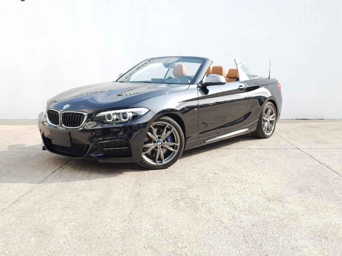 BMW Serie 2 2018 2p M240i Convertible M Sport  L4/3.0/T Aut 3,548 Km 7