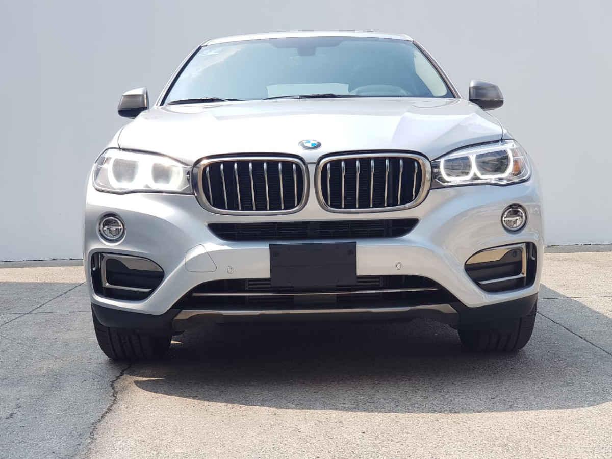 BMW X6 2019 5p xDrive 35i Extravagance L6/3.0/T Aut 5,142 Km 2