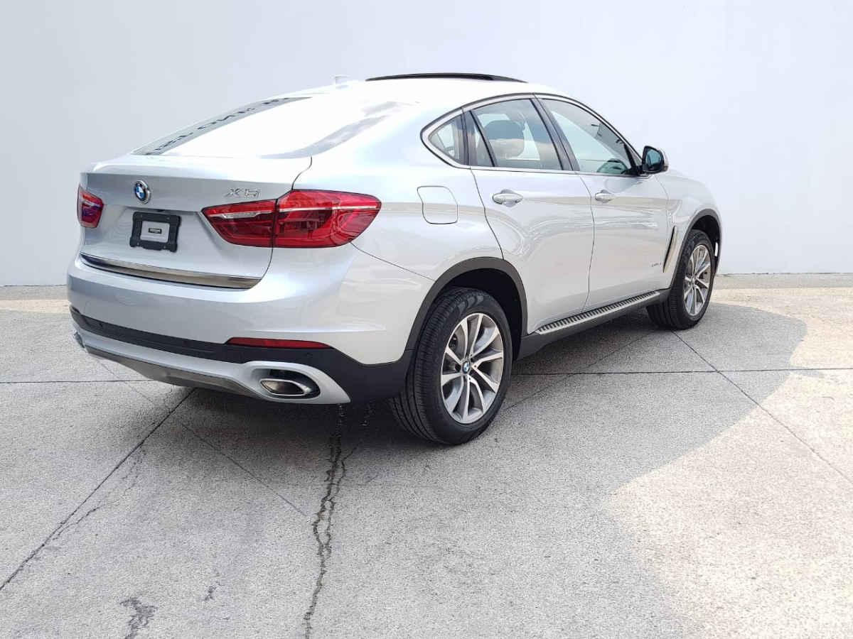 BMW X6 2019 5p xDrive 35i Extravagance L6/3.0/T Aut 5,142 Km 7