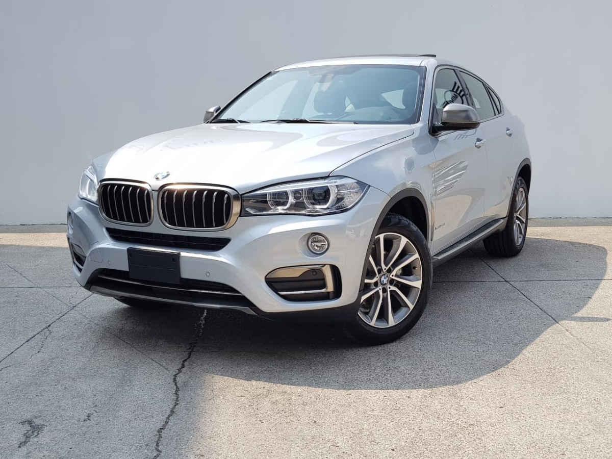 BMW X6 2019 5p xDrive 35i Extravagance L6/3.0/T Aut 5,142 Km 3