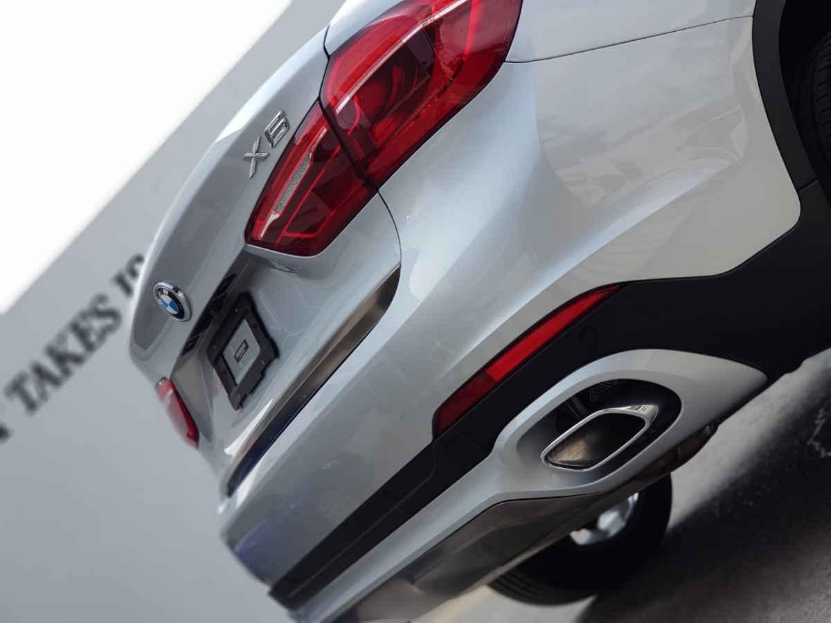 BMW X6 2019 5p xDrive 35i Extravagance L6/3.0/T Aut 5,142 Km 8