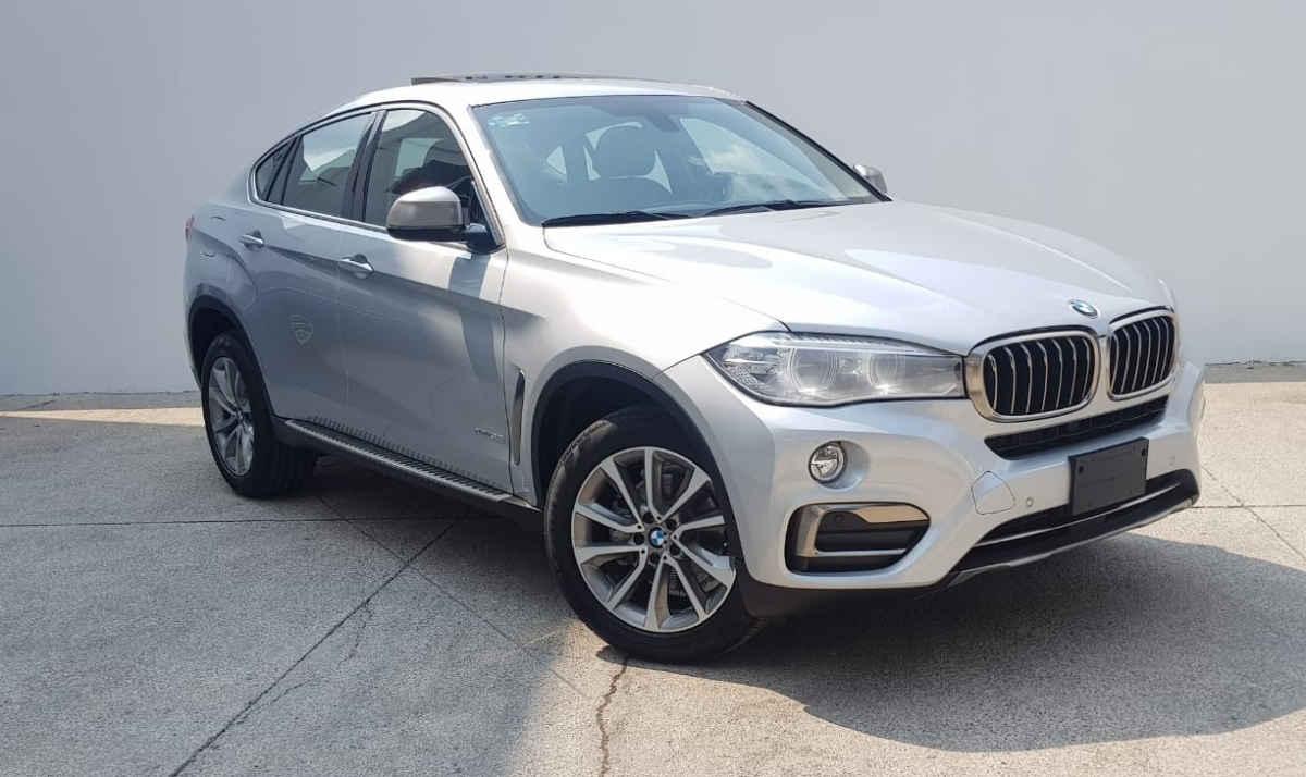 BMW X6 2019 5p xDrive 35i Extravagance L6/3.0/T Aut 5,142 Km 0