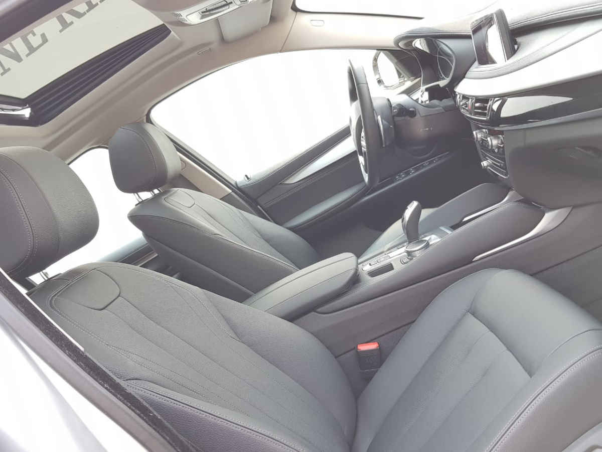 BMW X6 2019 5p xDrive 35i Extravagance L6/3.0/T Aut 5,142 Km 17