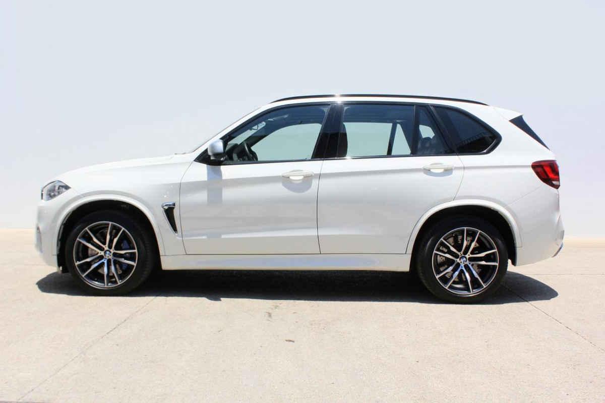 BMW X5 M 2018 5p M V8/4.4/T Aut 6,422 Km 6