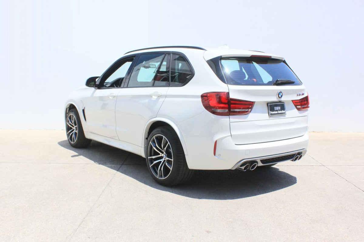 BMW X5 M 2018 5p M V8/4.4/T Aut 6,422 Km 7
