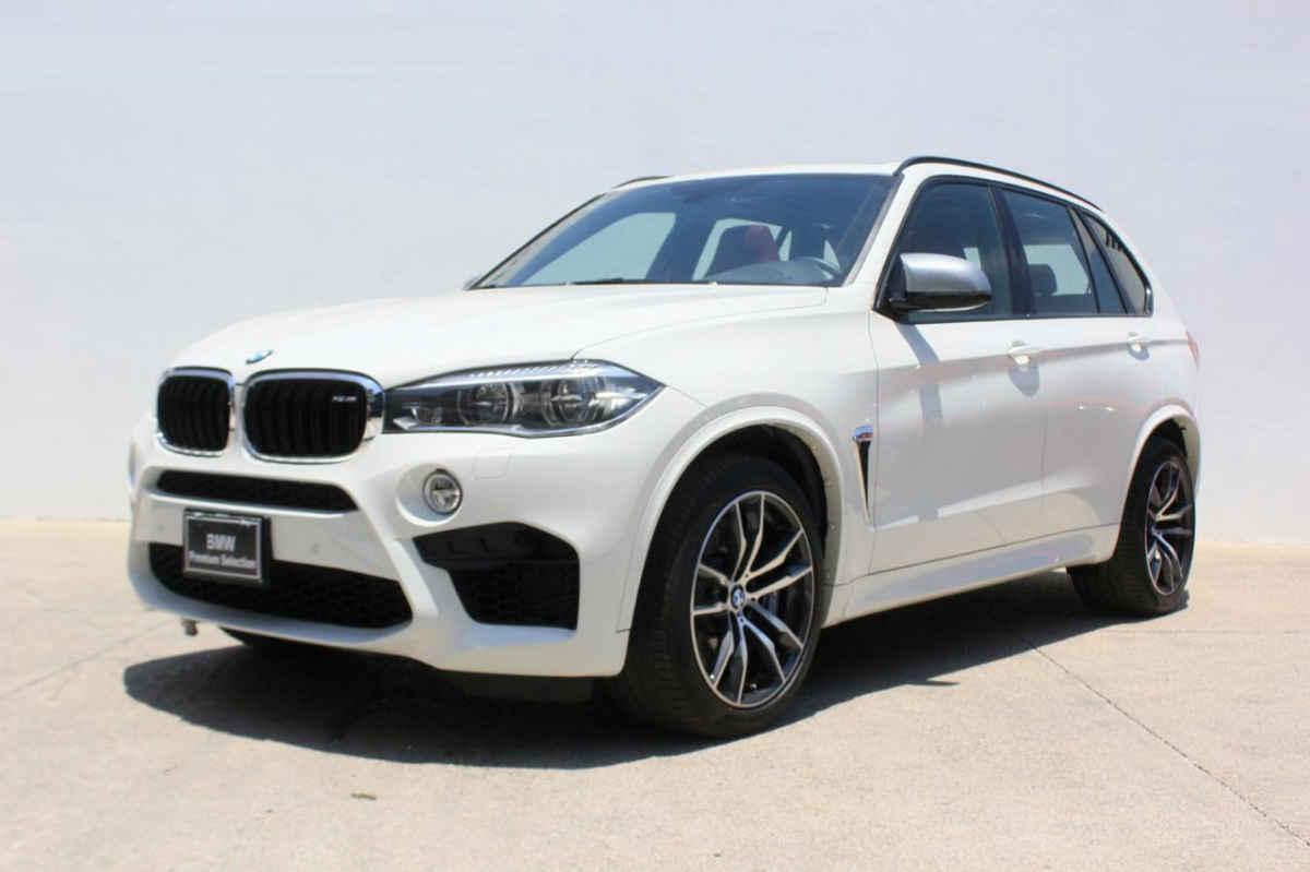 BMW X5 M 2018 5p M V8/4.4/T Aut 6,422 Km 5