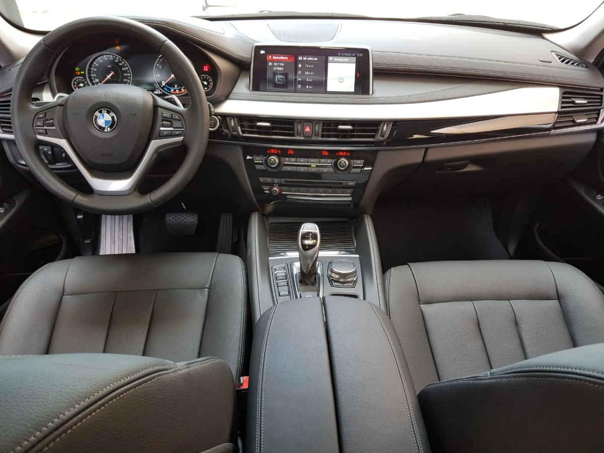 BMW X6 2019 5p xDrive 35i Extravagance L6/3.0/T Aut 5,392 Km 1