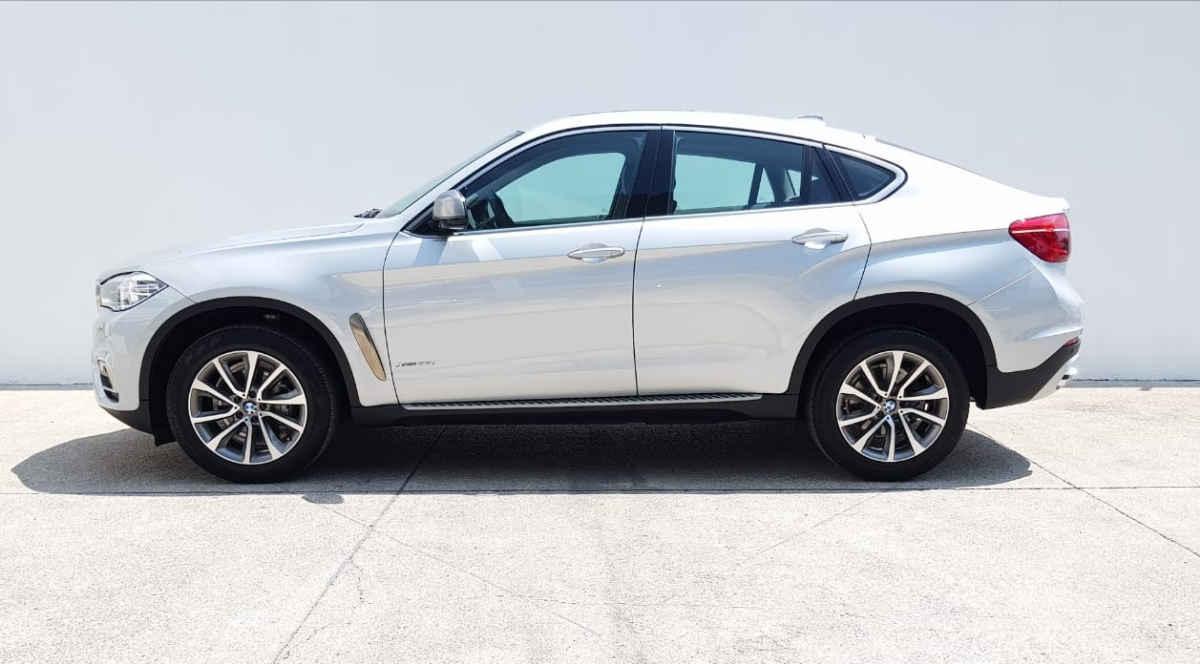 BMW X6 2019 5p xDrive 35i Extravagance L6/3.0/T Aut 5,392 Km 7