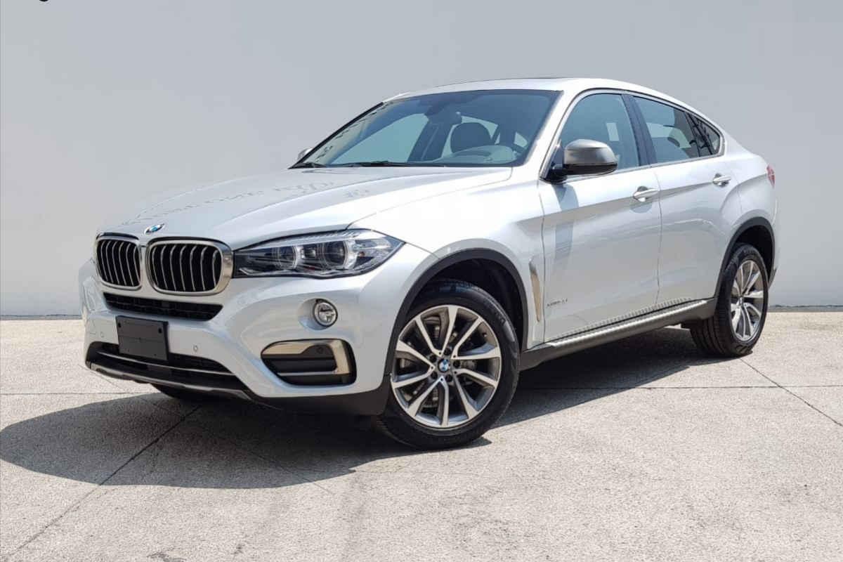 BMW X6 2019 5p xDrive 35i Extravagance L6/3.0/T Aut 5,392 Km 3