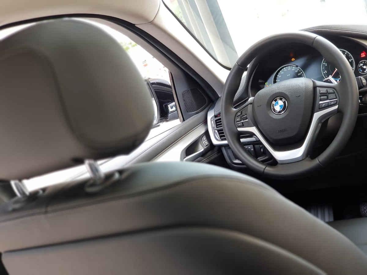 BMW X6 2019 5p xDrive 35i Extravagance L6/3.0/T Aut 5,392 Km 9
